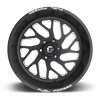 6 LUG FF29 MATTE BLACK & MILLED