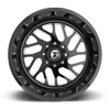 8 LUG FF29 GLOSS BLACK & MILLED