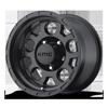 5 LUG KM522 ENDURO MATTE BLACK