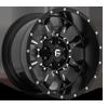 5 LUG KRANK - D517 MATTE BLACK & MILLED