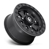 4 LUG MAVERICK BEADLOCK - D936 - UTV 14X7 | BLACK CENTER W/ BLACK BEADLOCK