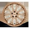 5 LUG MAZZANTI - M263 PLATINUM BRONZE W/ BRUSHED BRONZE TINT
