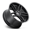 5 LUG METHOS - M194 SATIN BLACK/GLOSS BLACK