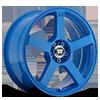 5 LUG MR116 BLUE