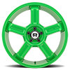 5 LUG MR122 GREEN