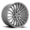 5 LUG PREMIO - M251 ANTHRACITE WITH BRUSHED TINT CLEAR