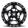 4 LUG M32 AXE SATIN BLACK