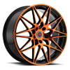 5 LUG R11 BLACK/COPPER