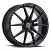 5 LUG R16 SATIN BLACK