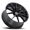 4 LUG R16 SATIN BLACK