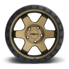5 LUG SIX-OR BRONZE W/ BLACK RING
