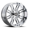 6 LUG SC-18 CHROME