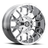 8 LUG SC-19 CHROME