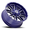 8 LUG SC-18 NEON BLUE MILLED