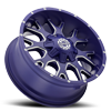 8 LUG SC-19 NEON BLUE MILLED