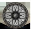 6 LUG TRIGGER - D759 MATTE BLACK W/DARK TINT