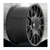 5 LUG TUF-R GLOSS BLACK 20X10.5