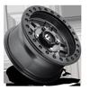 4 LUG D918 ANZA - BEADLOCK MATTE ANTHRACITE W/ BLACK RING