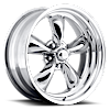 5 LUG VN405 CUSTOM TORQ THRUST II TWO-PIECE POLISHED