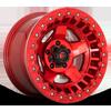 5 LUG WARP BEADLOCK - D117 CANDY RED