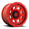 6 LUG XD861 STORM CANDY RED