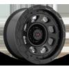 6 LUG XD861 STORM SATIN BLACK