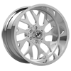 6 LUG XFX-301 CHROME
