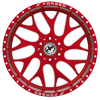 6 LUG XFX-301 RED MILLED