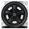 5 LUG VN501 500 MONO CAST SATIN BLACK