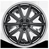 5 LUG VN901 427-X MATTE BLACK