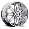 5 LUG ABL-10 POLLUX CHROME