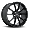 5 LUG RAINIER - M240 GLOSS BLACK