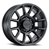 8 LUG 950 GAUGE SATIN BLACK