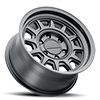6 LUG 952 AERO HD SATIN BLACK