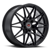 5 LUG R11 SATIN BLACK