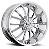 5 LUG MANCINI CHROME